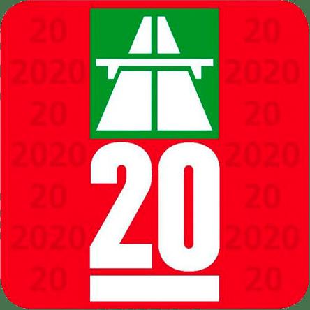 Vignetta Svizzera 2020